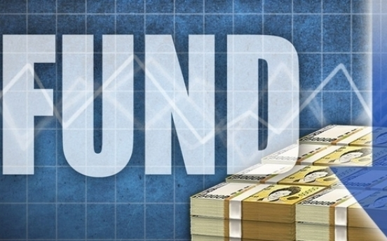 Net asset values of funds dive in March