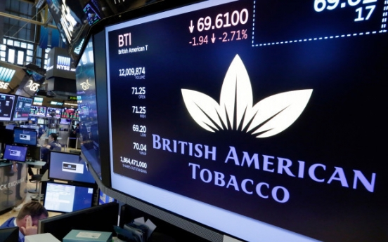 Tobacco firm BAT jumps in coronavirus vaccine development venture