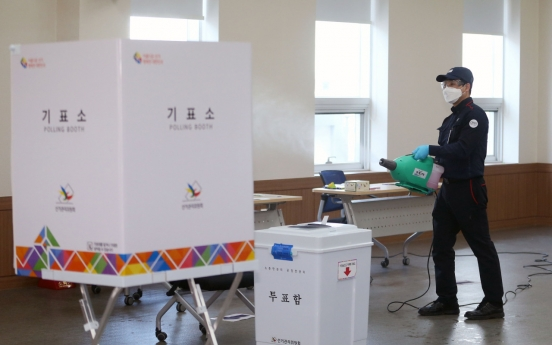 S. Korea halts overseas voting in 5 more countries