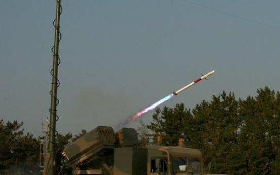 S. Korea's Bigung guided rocket system passes Pentagon's testing scheme