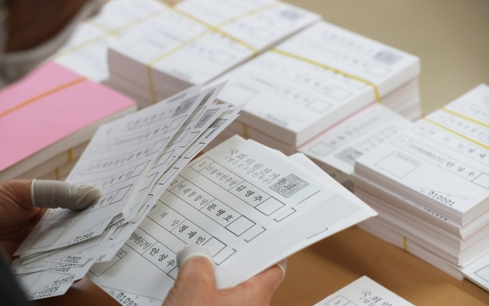 Korea mulls temporary lifting of self-isolation for general elections