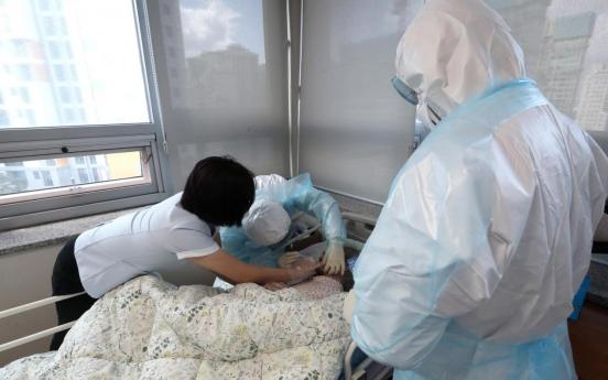 S. Korea to rev up quarantine on nursing hospitals, churches to stem cluster infections