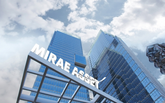 Mirae Asset strives for balanced growth in global push