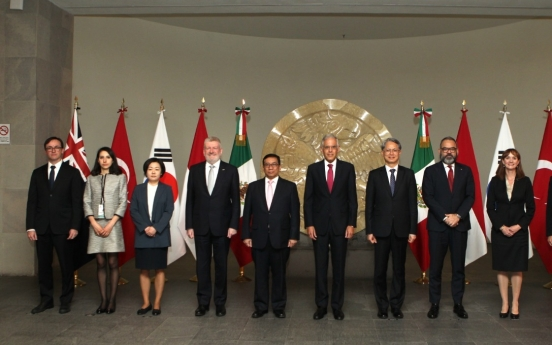 Five middle powers affirm 'full solidarity' in tackling COVID-19