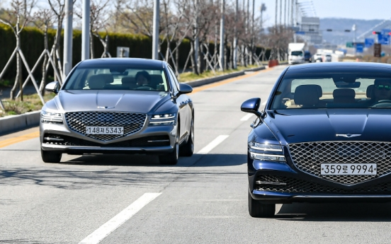 [Behind the Wheel] G80 sets identity of Genesis luxury sedan