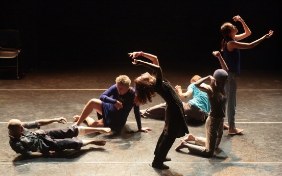 Improvisation dance festival kicks off April 21