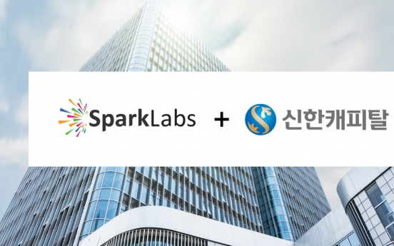 SparkLabs partners with Shinhan Capital for startup fund