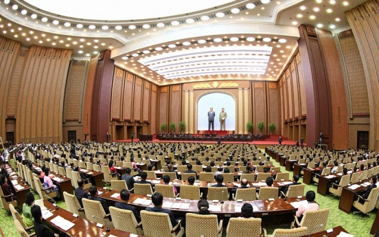 N. Korea holds parliamentary meeting amid coronavirus pandemic
