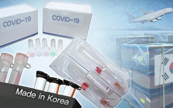[Newsmaker] US grateful to S. Korea for supplying virus test kits: official