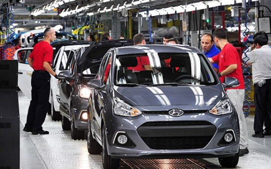 Hyundai Motor extends global plant shutdowns