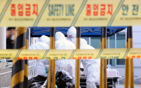 S. Korea on alert over COVID-19 patients testing positive again
