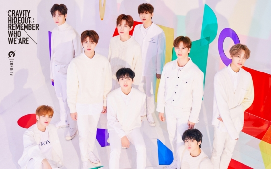 Starship's new boy band Cravity unveiled