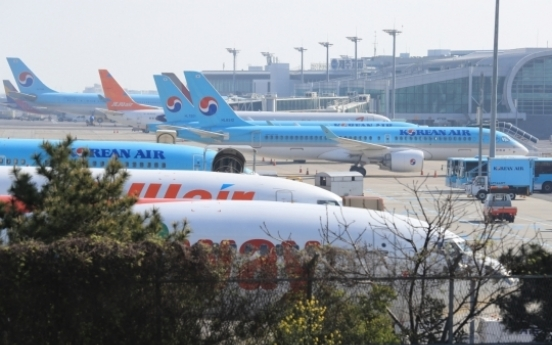 Air carriers resume domestic routes for spring travel season