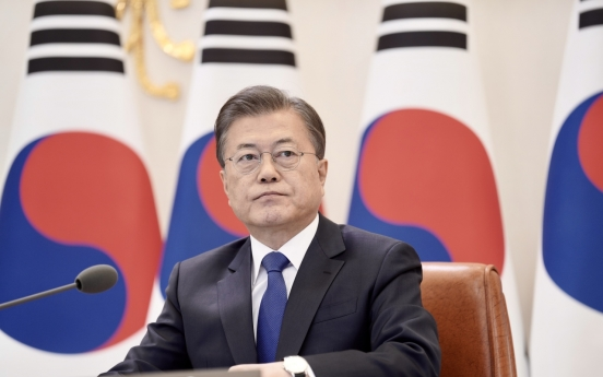 Moon's economic policy to gain momentum on ruling party's victory