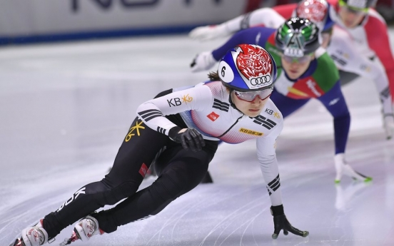 Short track worlds in Seoul canceled due to coronavirus