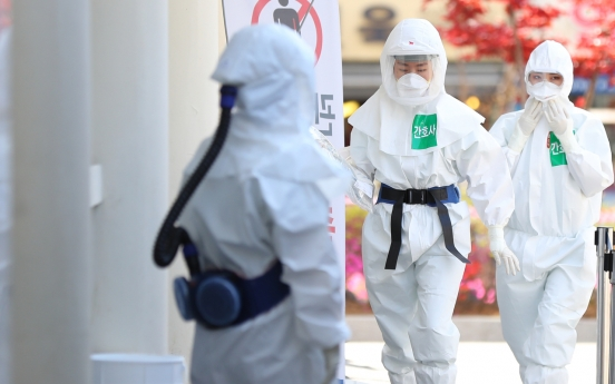 S. Korea confirms 22 new cases, hovering around 20 for 5th day