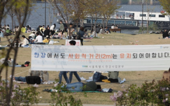 6 in 10 Seoul citizens back 'social distancing' extension