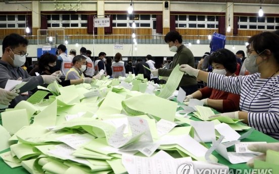 New parliament faces pressure to revise defective election law
