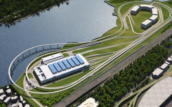 GS E&C wins W550b contract to build railroads in Singapore