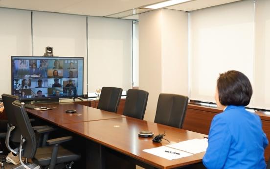 Videoconferencing app provider Gooroomee struggles despite demand surge