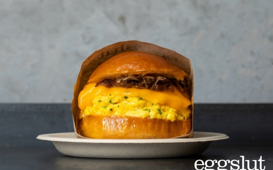 SPC introduces Eggslut to South Korea