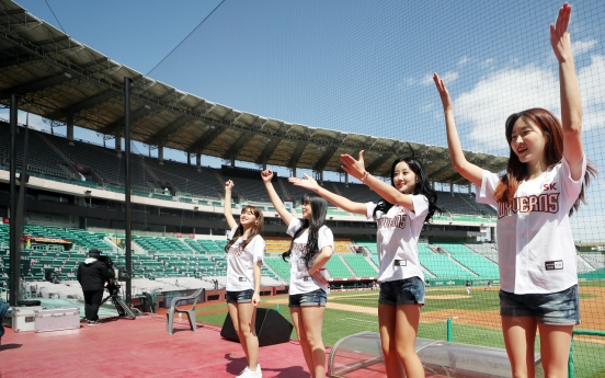 [Photo News] Korea ready to play ball amid COVID-19 pandemic