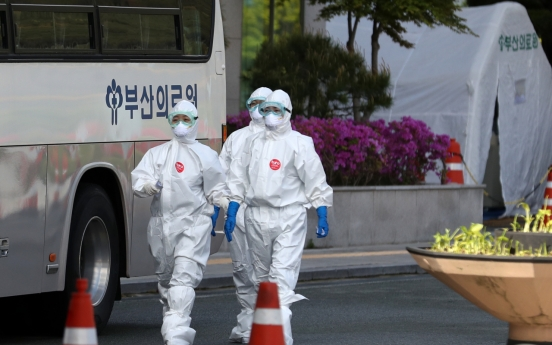 South Korea confirms 11 virus patients; daily count stands around 10 for fifth day