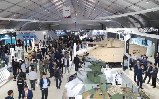 Changwon-Gyeongsam region named host for S. Korea's first arms industry cluster