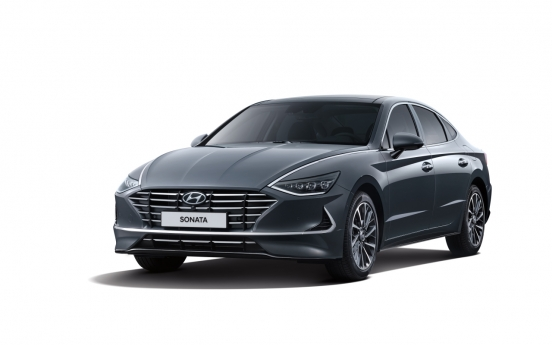 Hyundai Motor launches 'quieter, stronger' 2020 Sonata