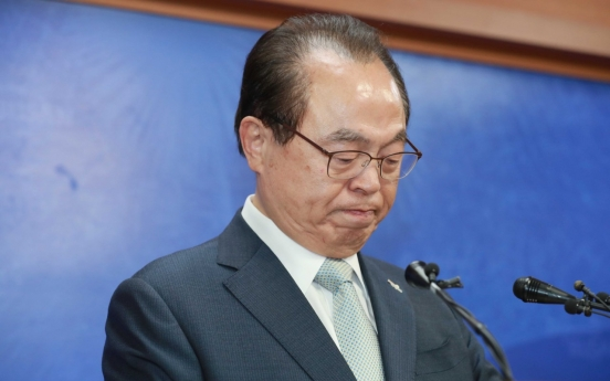 [Newsmaker] Busan mayor resigns over sexual harassment allegations