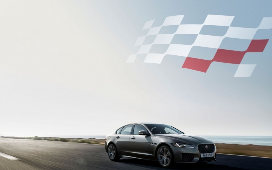 Jaguar's XF upgrades product portfolio with 2020 edition
