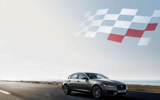 Jaguar's XF upgrades product portfolio with 2020 edition