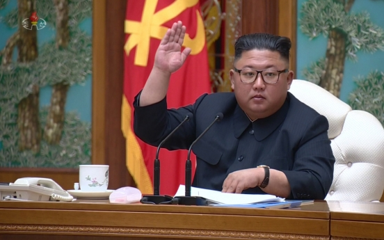 US contingency plans for Kim's death involve China: report