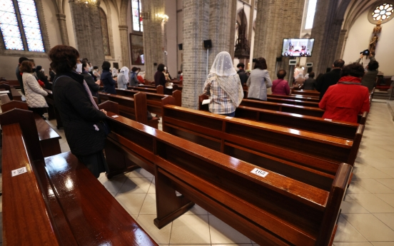 Catholic churches in Seoul resume public Masses
