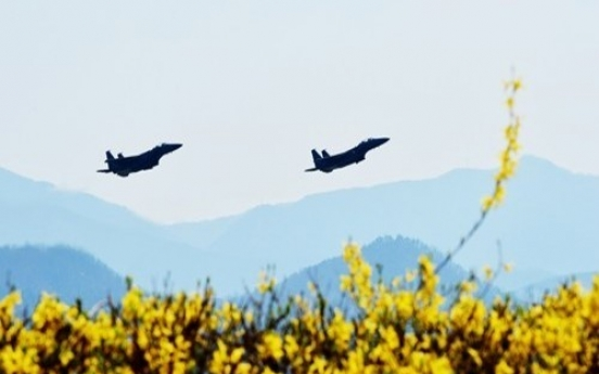 S. Korea. US hold combined air exercises in apparent warning to N. Korea