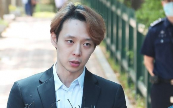 Former K-pop star Park Yoo-chun in hot water, again