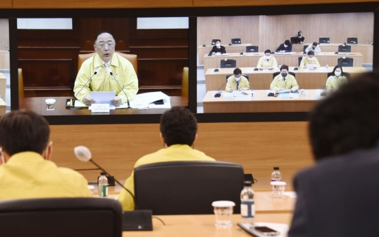 S. Korea to offer over $400m to emerging nations for coronavirus-related health projects