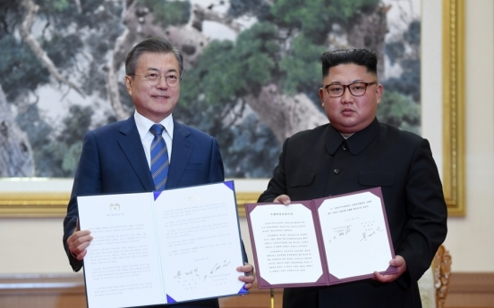 Quarantine cooperation with NK not subject to sanctions: presidential official