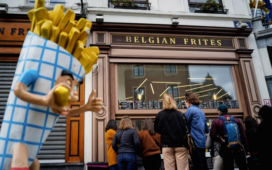 Belgians asked to 'eat more potatoes'