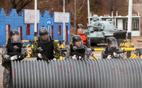 Military postpones reserve forces' training again due to coronavirus