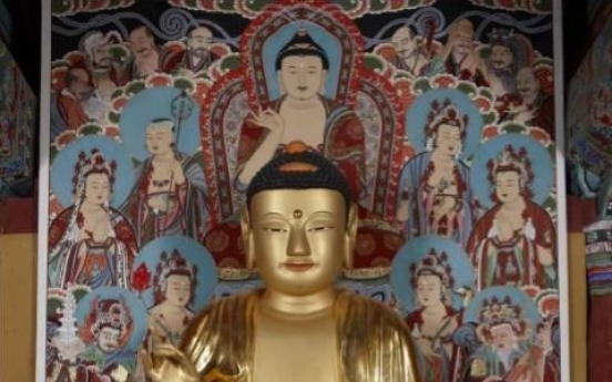 CHA to designate 17th century Buddhist sculpture as treasure