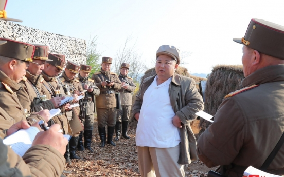 NK leader reemerges after 20-day absence amid rumors over his health