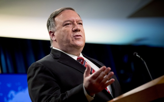 N. Korea lashes out at Pompeo over anti-China remarks