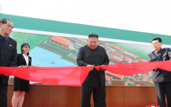 NK's official paper reports on Kim sending gratitude to propagandists