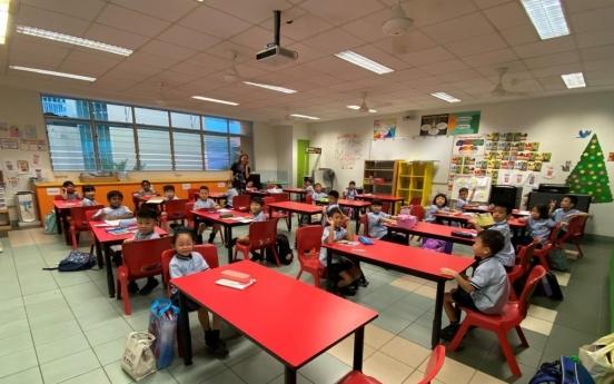 싱가포르 등교 개학하니 확진자 급증...왜?