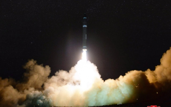 N. Korea apparently nearing completion of ballistic missile support facility: expert