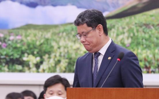 Unification minister visits Panmunjom just days after DMZ gunfire
