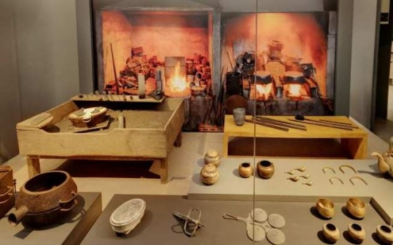 National Intangible Heritage Center reopens with renovated exhibition hall