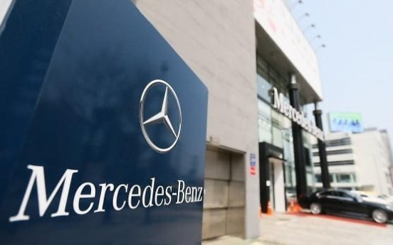 [News Focus] Will Mercedes-Benz's emissions penalty alter car market?