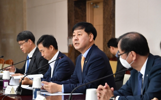 S. Korea to tighten expenses to finance COVID-19 countermeasures